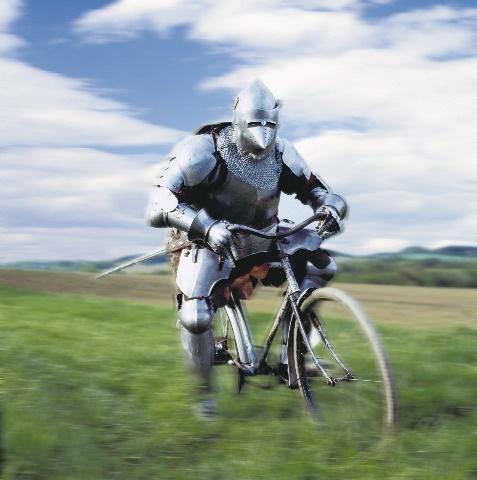 2_Rytíř na kole - velký